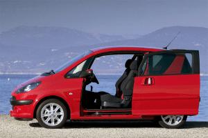 Peugeot-1007-minicar