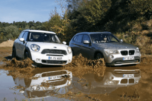 BMW-X1-Mini-Countryman-premium-small-crossover-sales-Europe