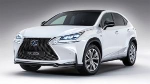 lexus-nx-2015-premium-compact-crossover-sales-Europe