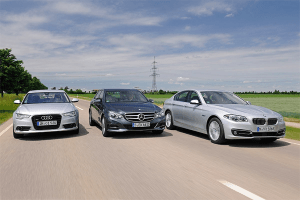 European-car-sales-statistics-premium-large-segment-2014-Mercedes_Benz_E_Class-BMW_5_series-Audi_A6