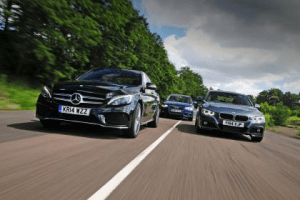 European-car-sales-statistics-premium-midsize-segment-2014-BMW_3_series-Mercedes_Benz_C_Class-Audi_A4