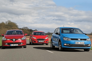 European-car-sales-november-2014-VW_Polo-Renault_Clio-Ford_Fiesta