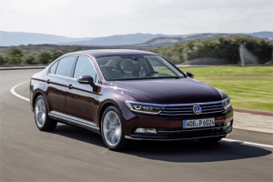 Midsized_car-segment-European-sales-2014-VW_Passat