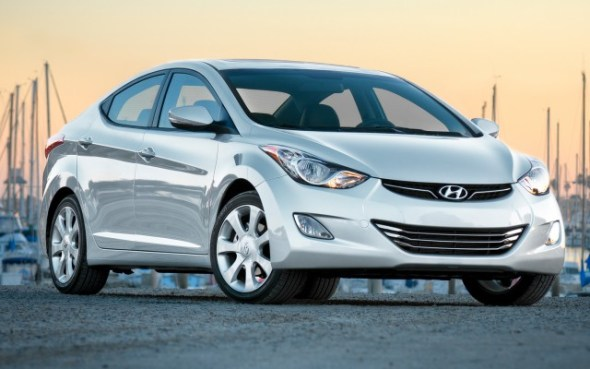 5th gen Hyundai Elantra
