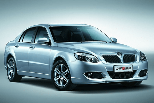 Auto-sales-statistics-China-Brilliance_M2_Junjie-BS4-sedan