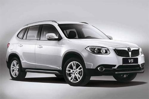 Auto-sales-statistics-China-Brilliance_V5-SUV