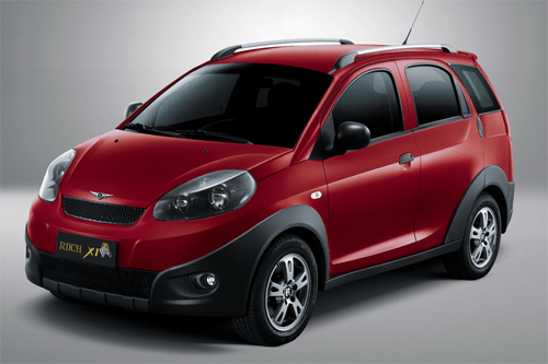 Chery Riich X1 China auto sales figures