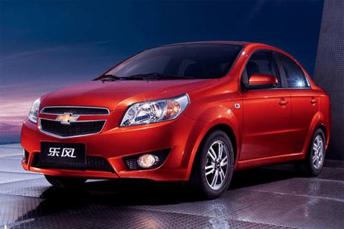 Chevrolet Lova China Auto Sales Figures