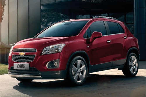 Auto-sales-statistics-China-Chevrolet_Trax-SUV