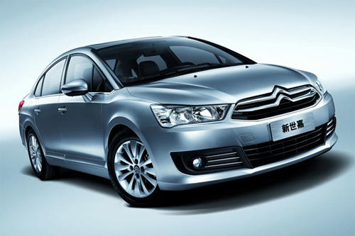 Auto-sales-statistics-China-Citroen_C_Quatre-Sedan