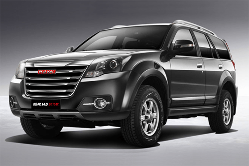 Auto Sales Data Today: Haval H5 China Auto Sales Figures