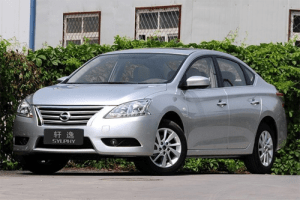 Auto-sales-statistics-China-Nissan_Sylphy-sedan