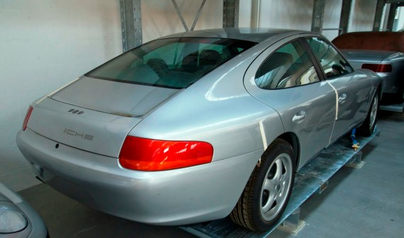 Creating-The-Porsche-Sedan-1988-Porsche-989-Panamera-1991-Porsche-932-1987-928-Studie-and-1968-911-4-Door-15