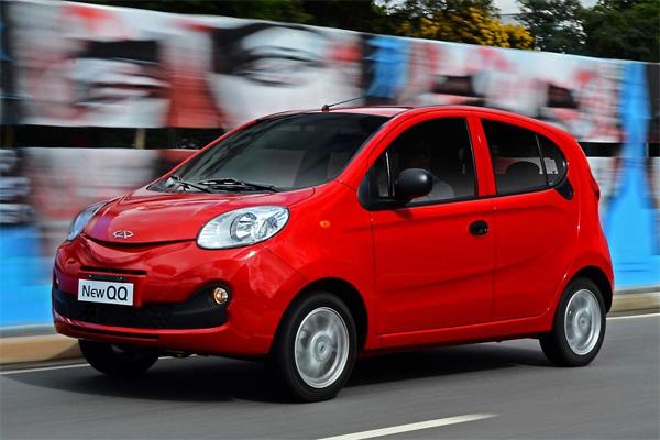Auto-sales-statistics-China-Chery_New_QQ-minicar