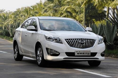 Auto-sales-statistics-China-Haima_M5-sedan
