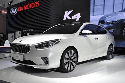 Auto Sales Data Today: Kia K4 China Auto Sales Figures