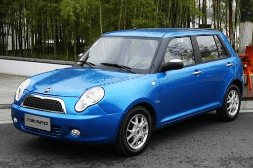 Auto Sales Data Today: Lifan 320 China Auto Sales Figures