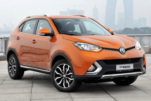 Auto-sales-statistics-China-MG_GS-SUV