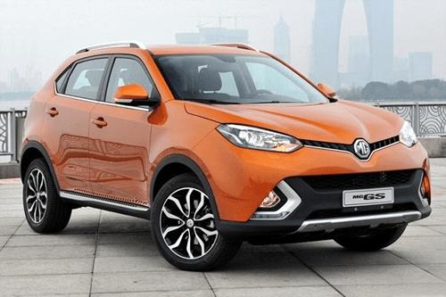 Auto-sales-statistics-China-MG_GS-SUV