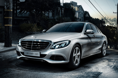 Auto-sales-statistics-China-Mercedes_Benz_C_Class_L-sedan