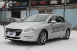 Auto-sales-statistics-China-Peugeot_508-sedan
