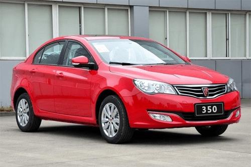 Auto-sales-statistics-China-Roewe_350-sedan