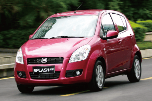 Auto-sales-statistics-China-Suzuki_Splash-minicar