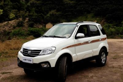 Auto-sales-statistics-China-Zotye_T200-SUV