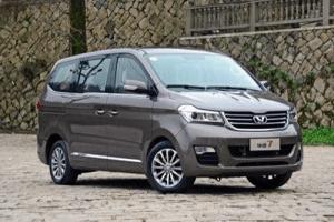 Auto-sales-statistics-China-Huasong-Huasong7-MPV