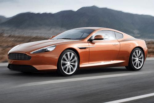 Aston Martin Virage European Sales Figures - Aston martin virage