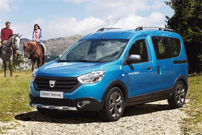 Passenger-van-segment-European-sales-2015-Dacia_Dokker_Stepway