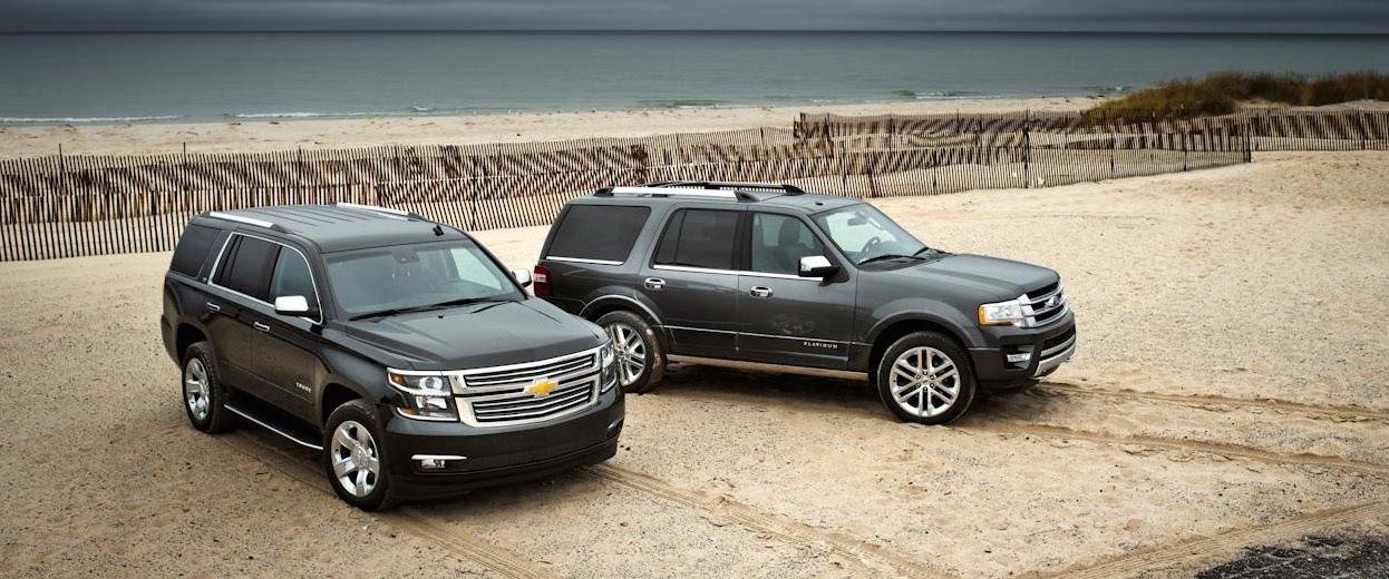US sales 2017 first half: Large SUV segment - carsalesbase.com