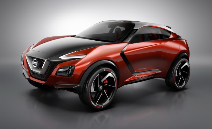 Nissan Grips concept