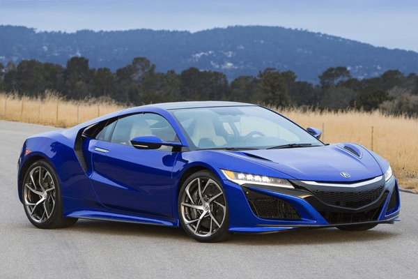 Acura_NSX US Car Sales Statistics