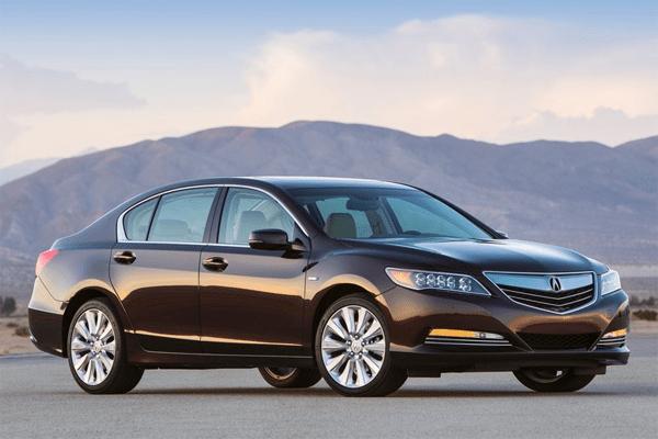 Acura RLX US Car Sales Figures - 2018 acura rlx for sale