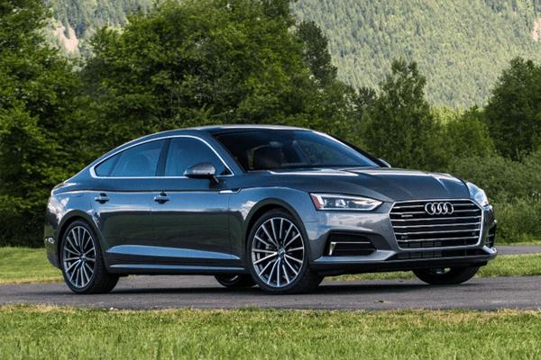 Audi A5 S5 Us Car Sales Figures
