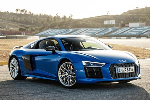 Audi_R8 US Car Sales Statistics