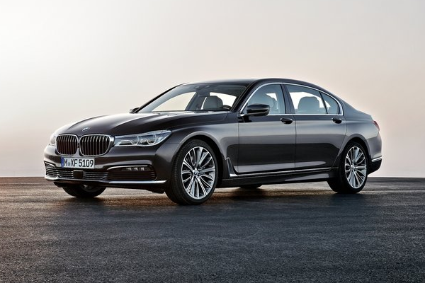 BMW 7 Series US Car Sales Figures