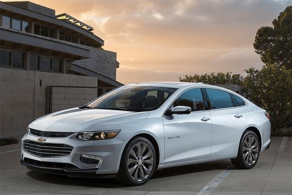 Chevrolet Malibu Us Car Sales Figures