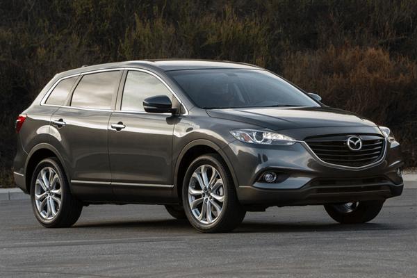 Mazda Cx 9 Europe >> Mazda Cx 9 European Sales Figures