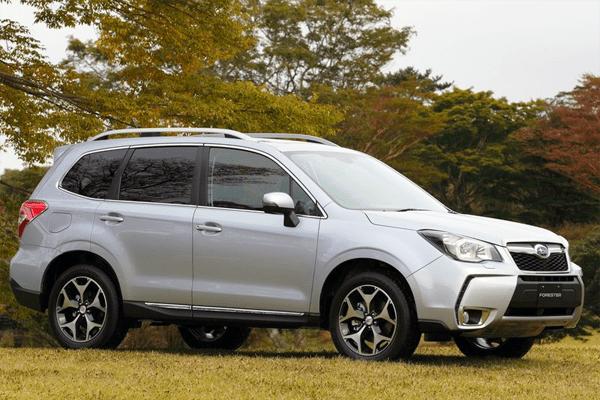 Subaru car sales