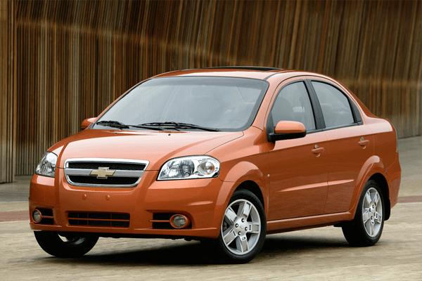 Chevrolet Aveo Us Car Sales Figures