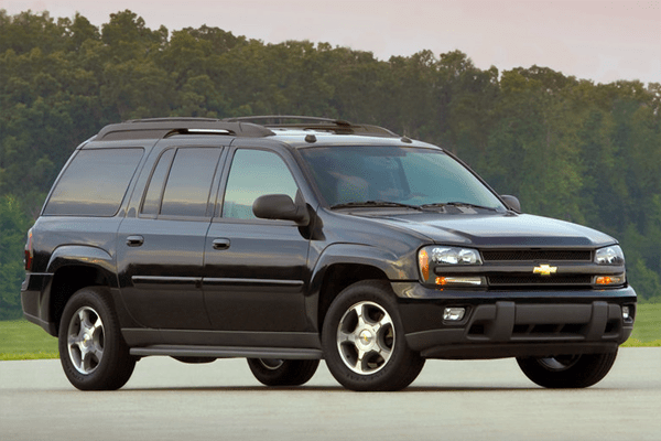 Chevrolet Trailblazer Us Car Sales Figures