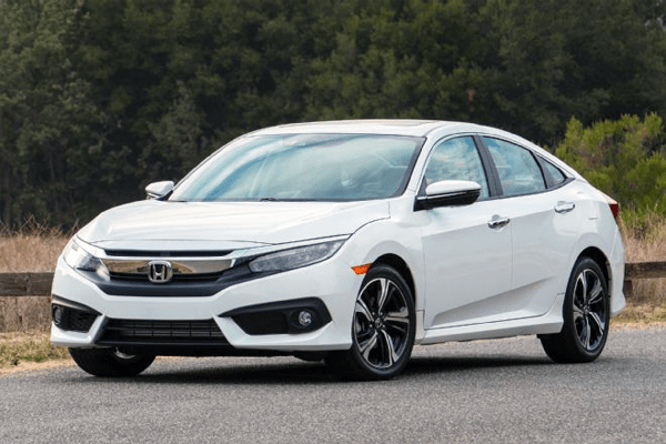 Honda Civic US Car Sales Figures