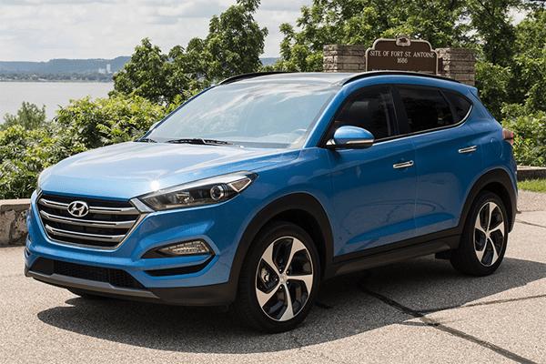 Hyundai Tucson Us Car Sales Figures