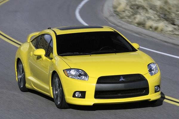 2015 Mitsubishi Eclipse >> Mitsubishi Eclipse Us Car Sales Figures