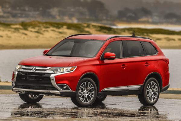 Mitsubishi car sales