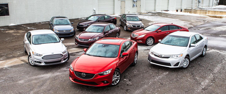 Us Car Sales Data Mid Sized Car Segment Left Lane Com