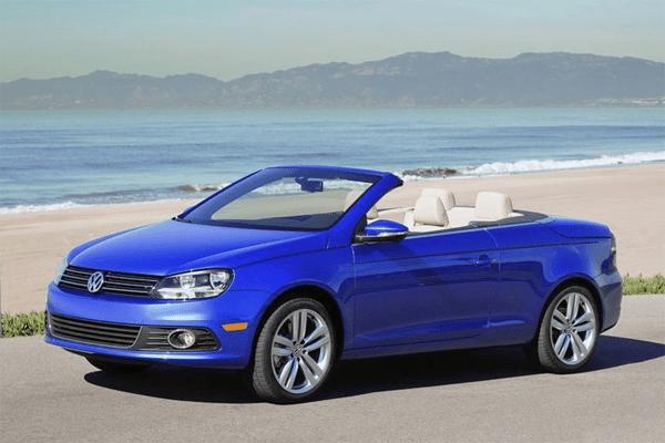 Volkswagen Eos Us Car Sales Figures