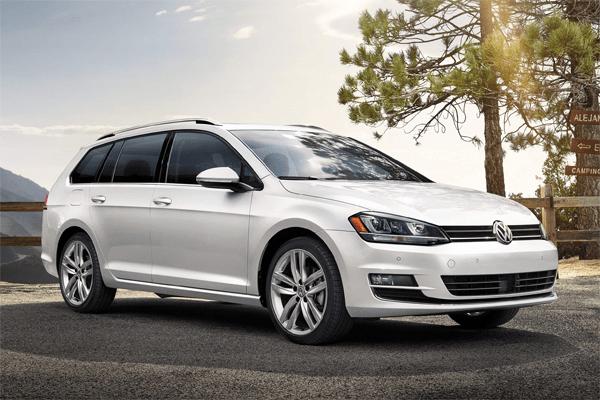 Volkswagen Golf US Car Sales Figures